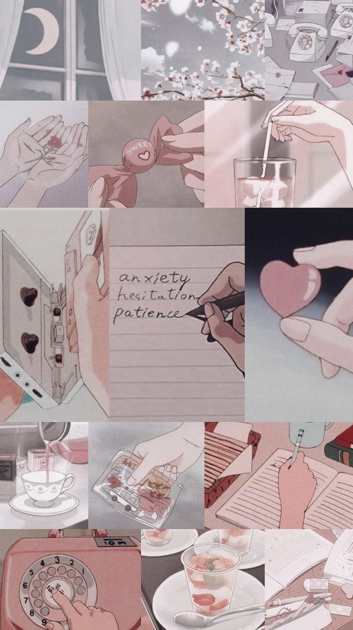 Aesthetic Anime Wallpaper, HD Wallpapers ++ wallpaper