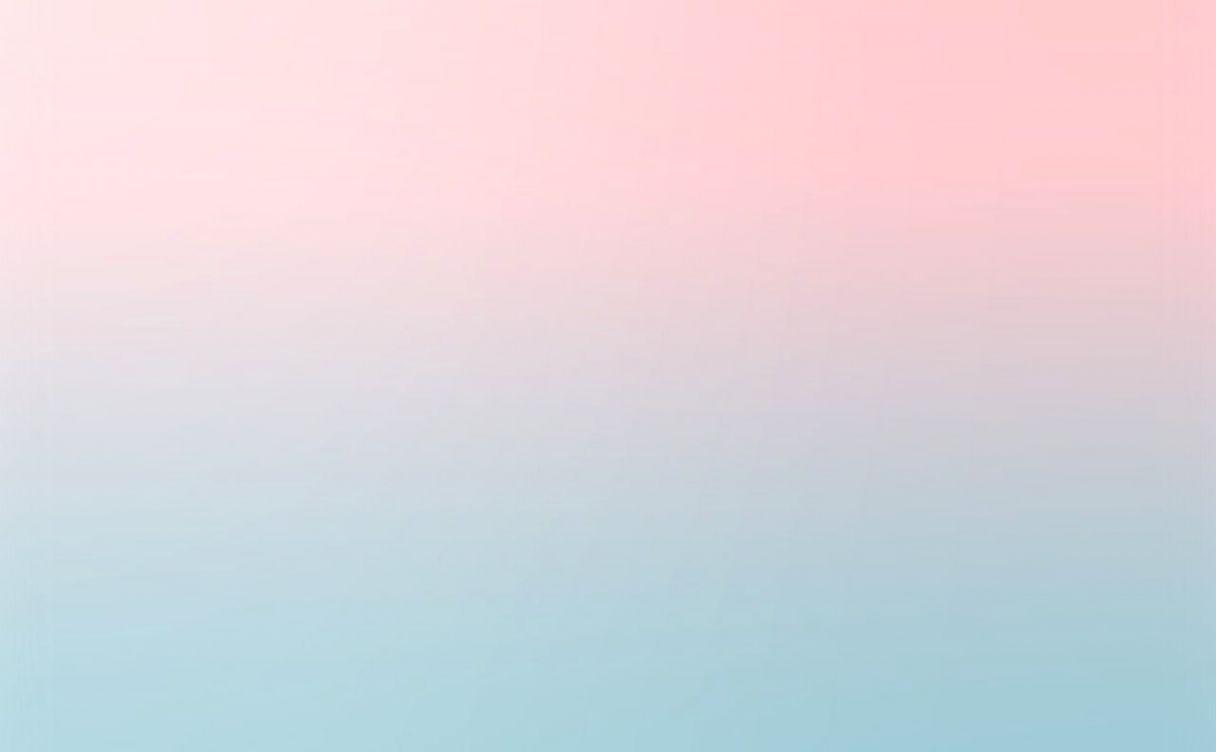 Wallpaper For Desktop Laptop Sm07 Pink Blue Soft Pastel