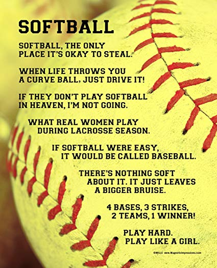 Softball Quotes Wallpapers Posted By Ethan Johnson