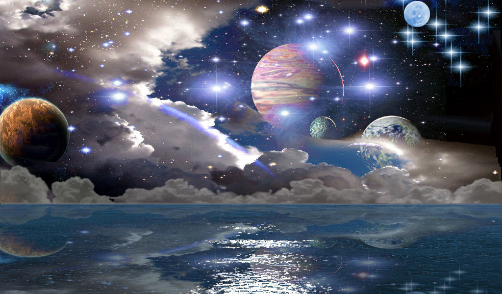 Solar System Wallpapers by Shayna Mullens on Wallpapers and