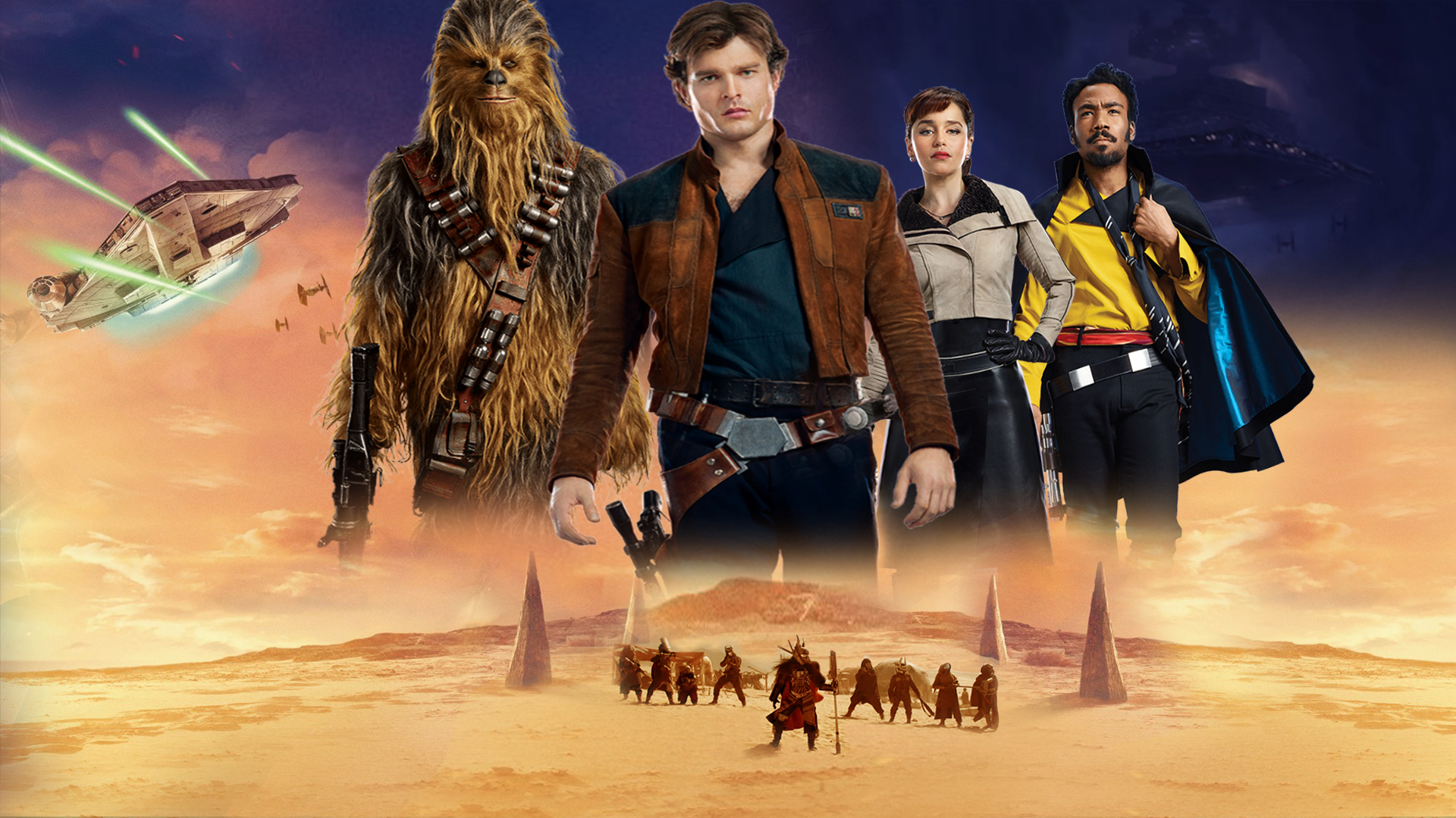 Solo A Star Wars Story Wallpaper Posted By Michelle Cunningham