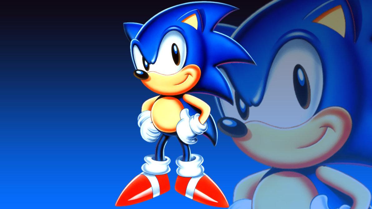 Sonic 4k Wallpaper Posted By Ryan Johnson