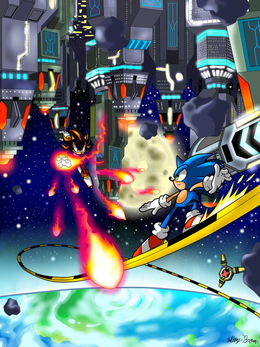 Sonic Adventure 2 Wallpapers Posted By Sarah Peltier