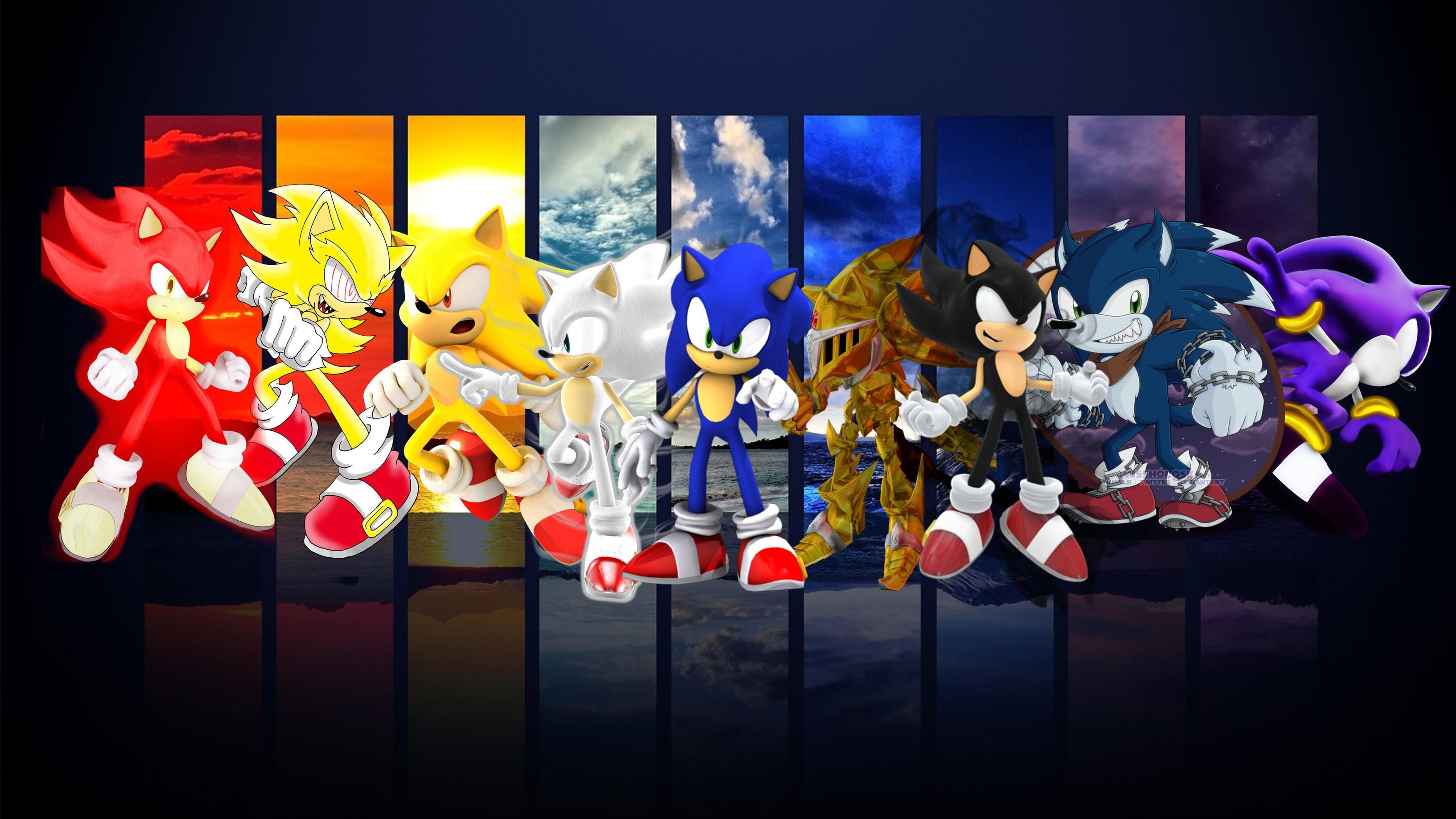 Sonic Background Wallpaper Posted By Zoey Anderson