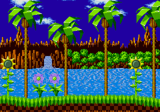 Sonic Background Posted By John Thompson