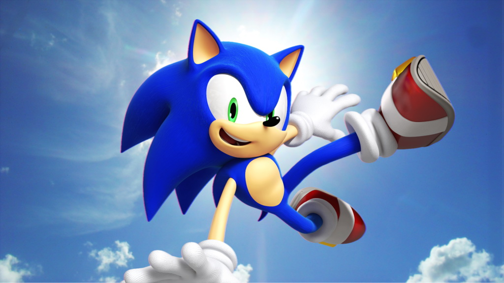 Sonic Hedgehog Wallpaper Posted By Ryan Thompson