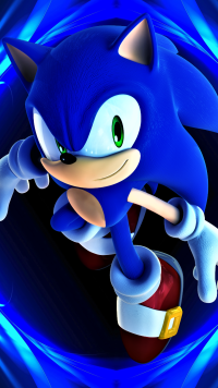 Sonic Iphone Wallpaper Posted By Ethan Thompson