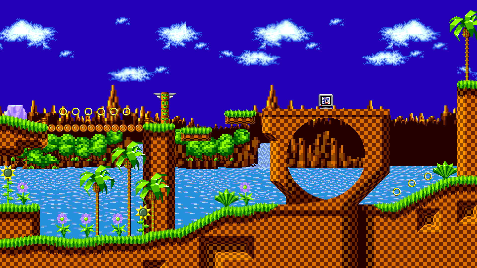 Sonic Level Backgrounds Posted By Sarah Walker