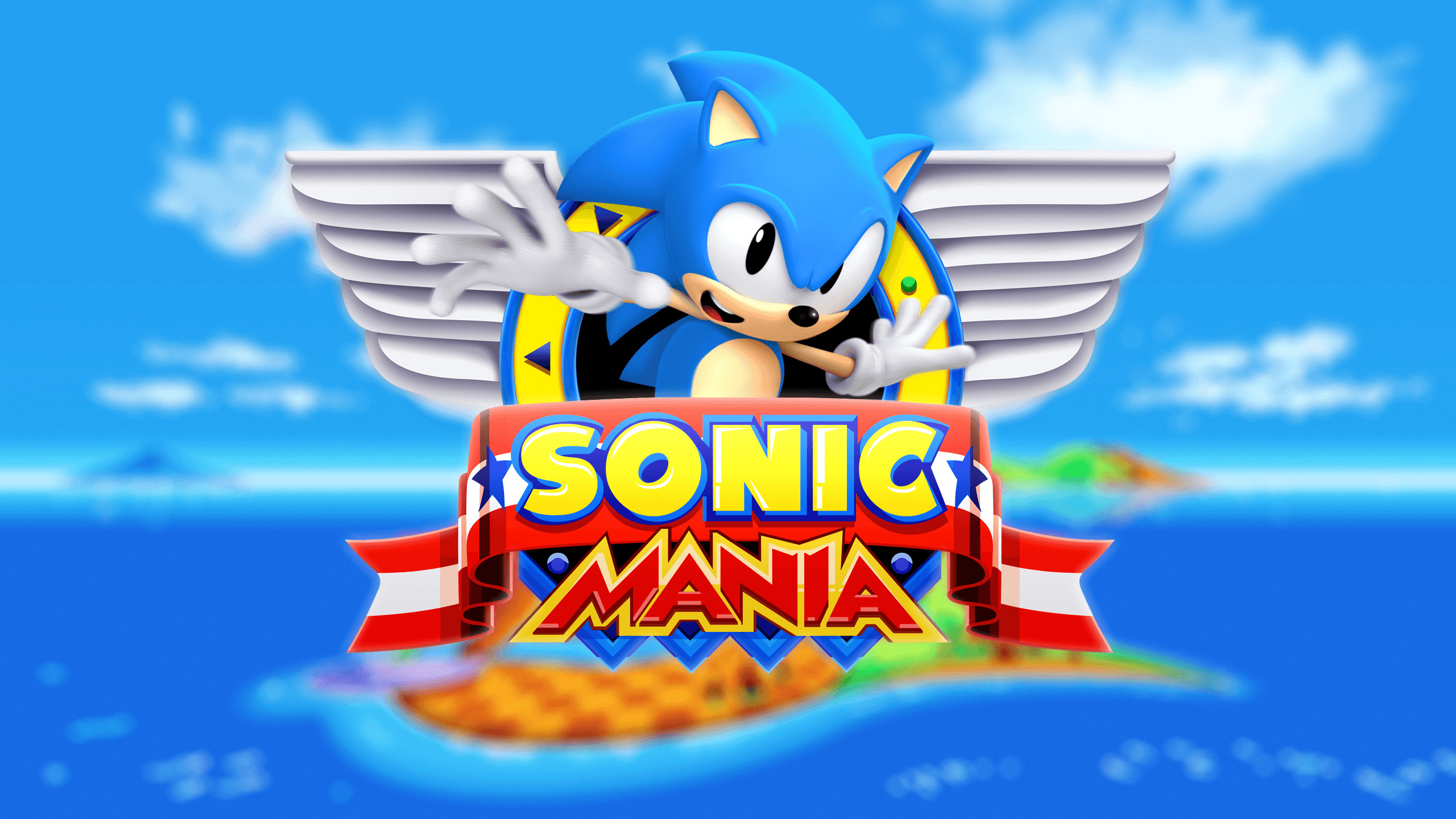 Sonic Mania Wallpaper Iphone Posted By Christopher Peltier