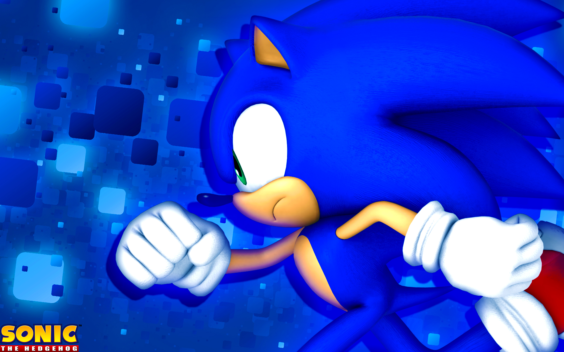 Sonic The Hedgehog 2006 Wallpapers