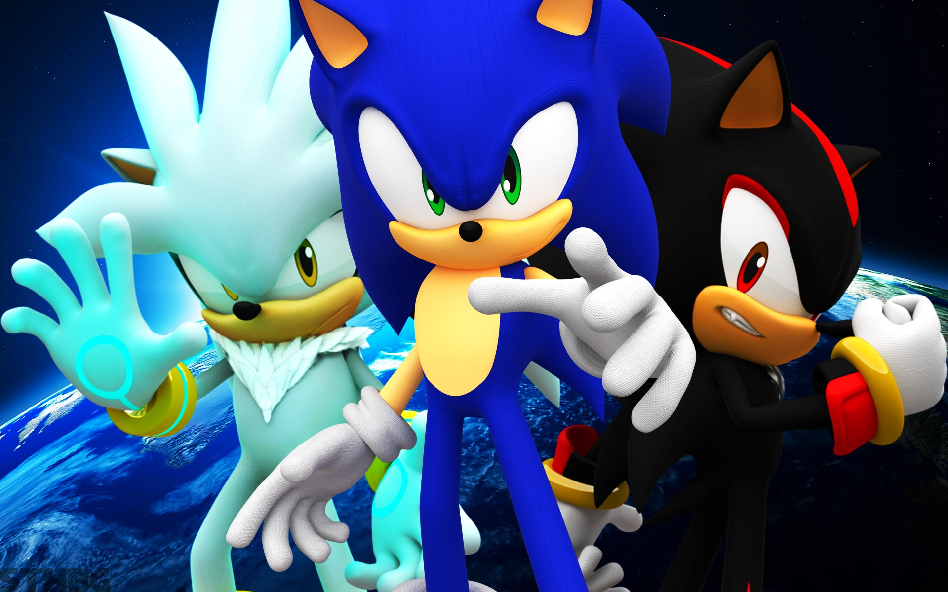 Sonic The Hedgehog Desktop Background Posted By Sarah Thompson