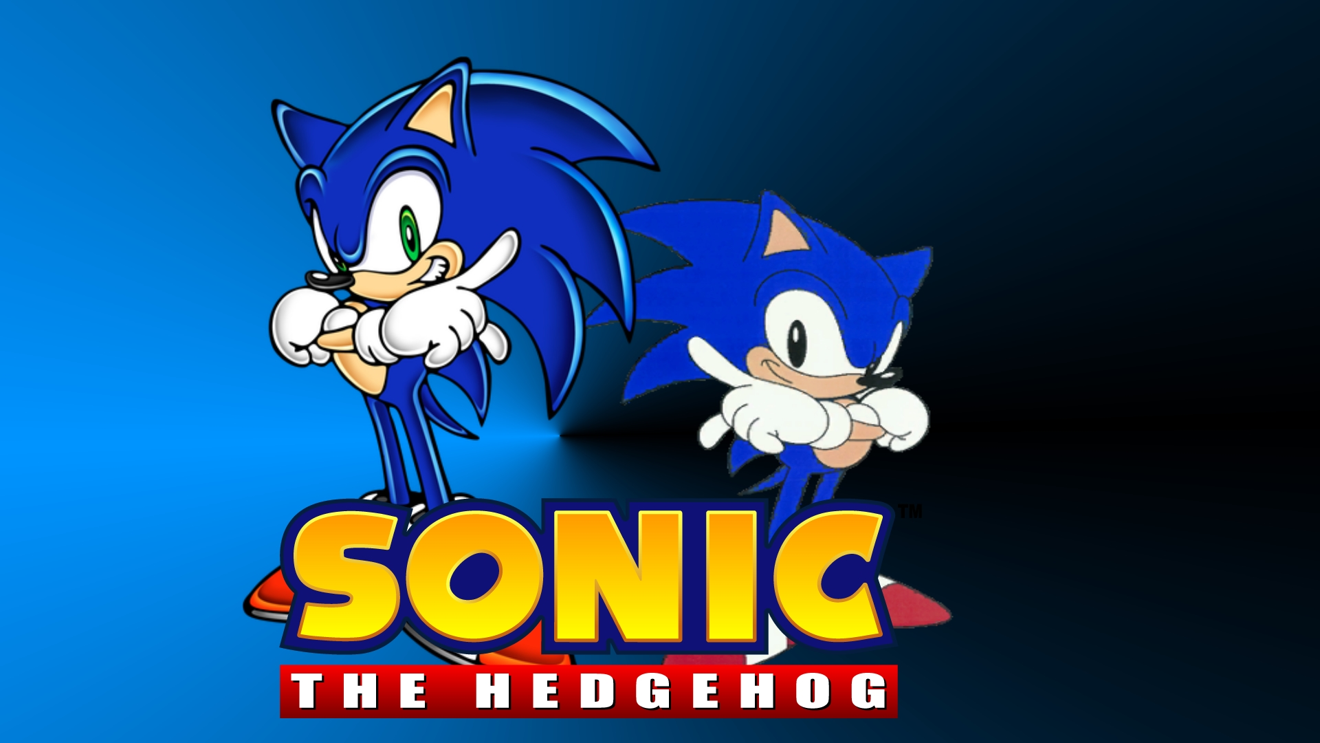Sonic The Hedgehog Live Wallpaper