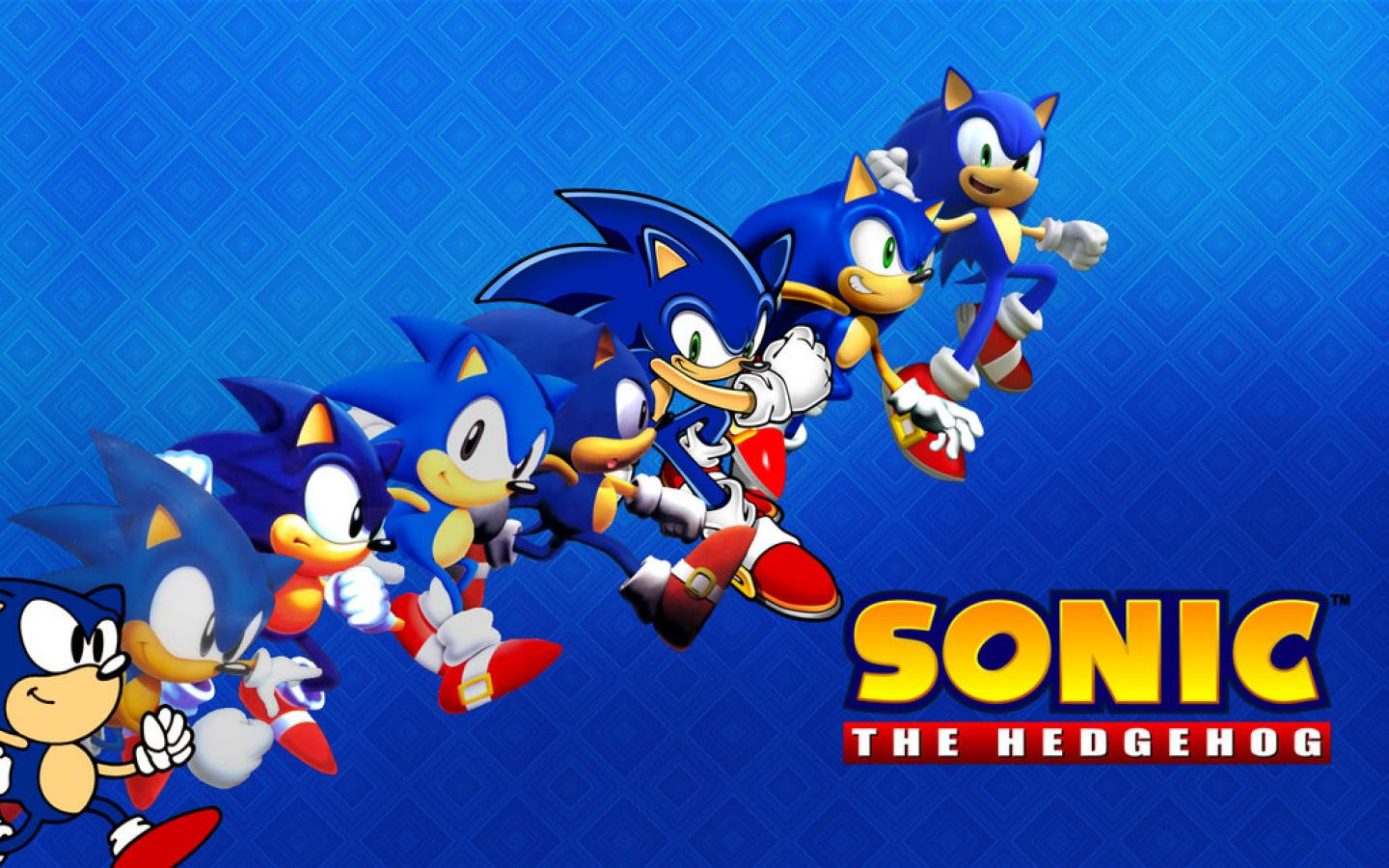 Sonic The Hedgehog Wallpaper 1920x1080 Posted By Christopher Simpson