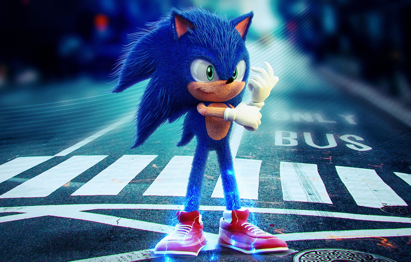 Sonic The Hedgehog Wallpaper Posted By Ryan Peltier
