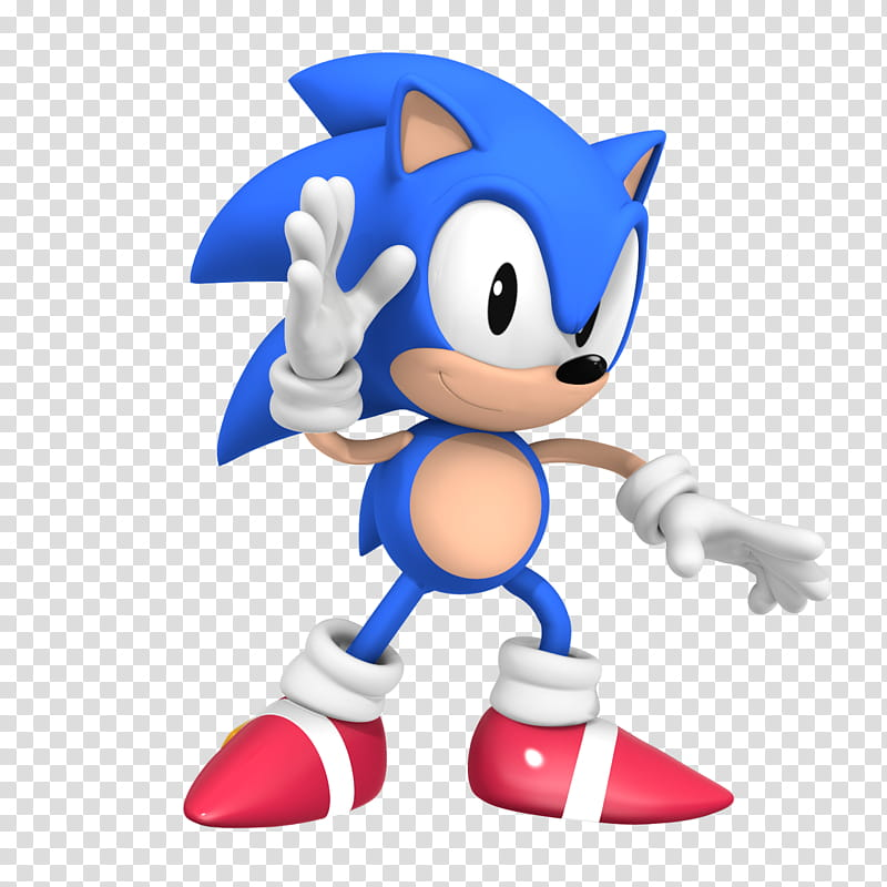Sonic Transparent Background Posted By Ethan Thompson