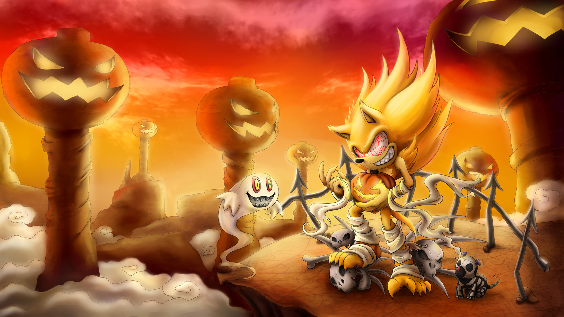 Sonic Unleashed Wallpaper Posted By John Mercado