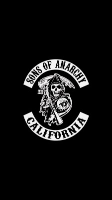 Sons Of Anarchy Phone Wallpaper Posted By Christopher Johnson