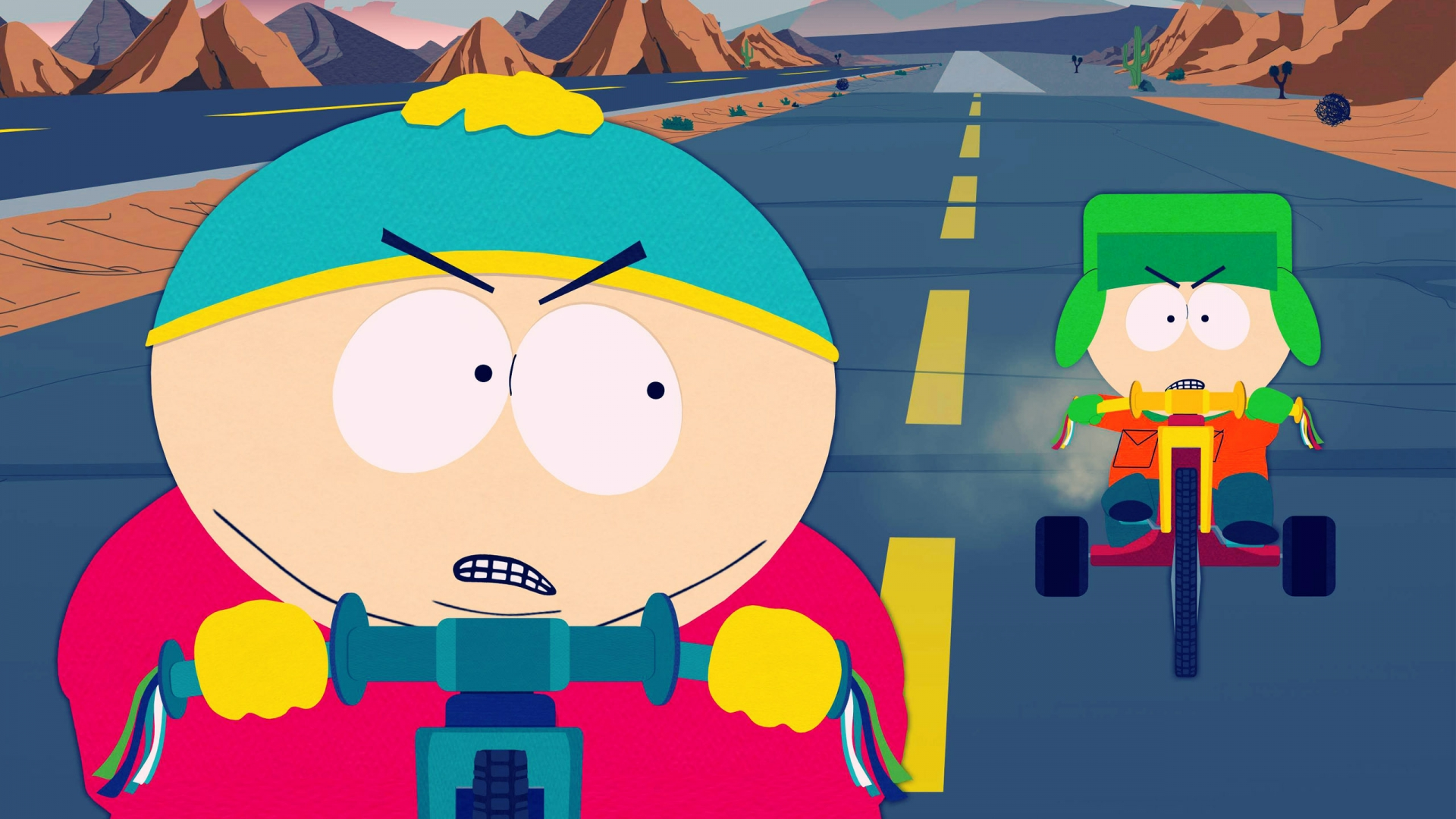 South Park The Stick Of Truth Wallpaper Posted By John Sellers
