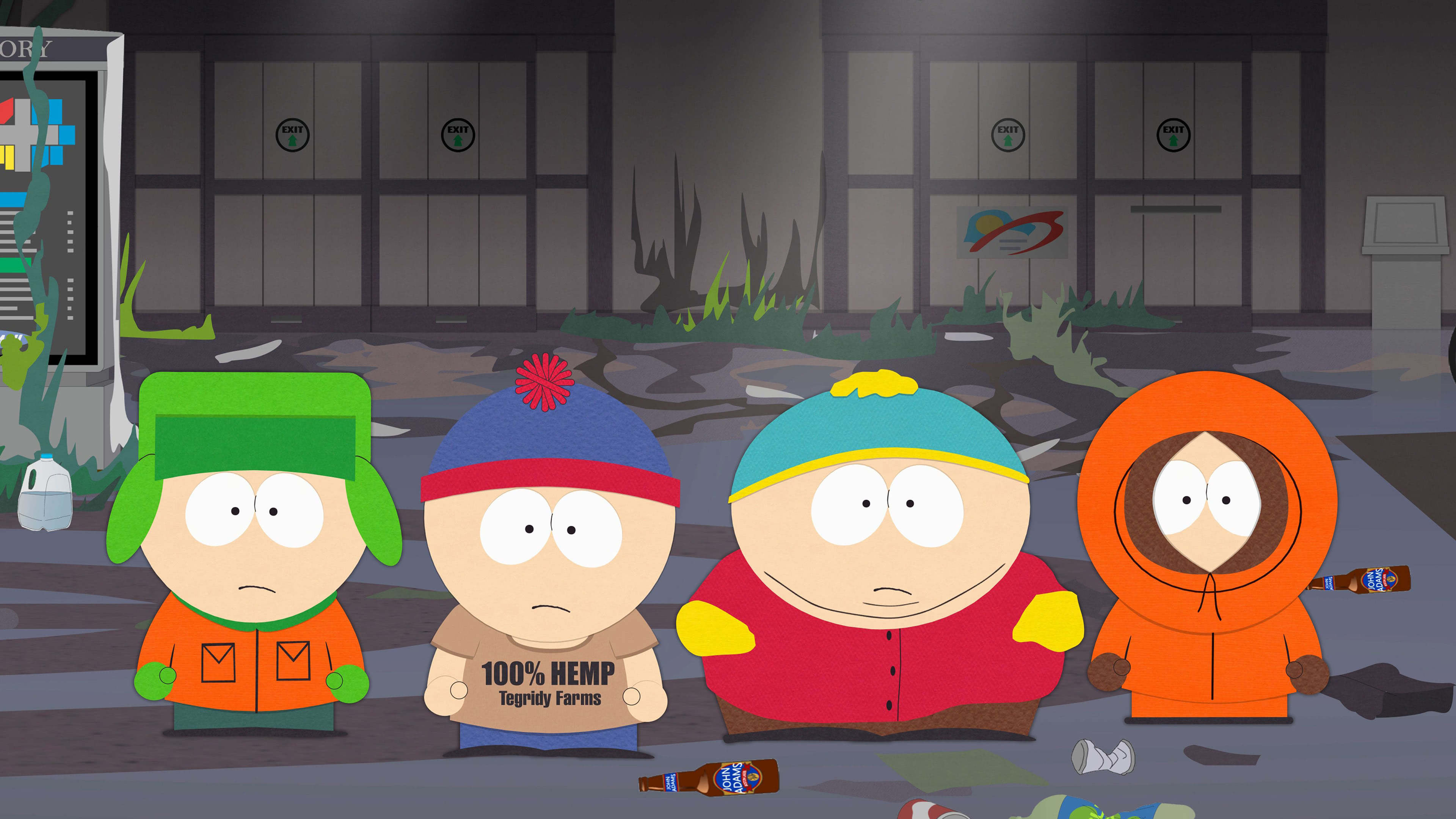 South Park Wallpaper Posted By Michelle Sellers
