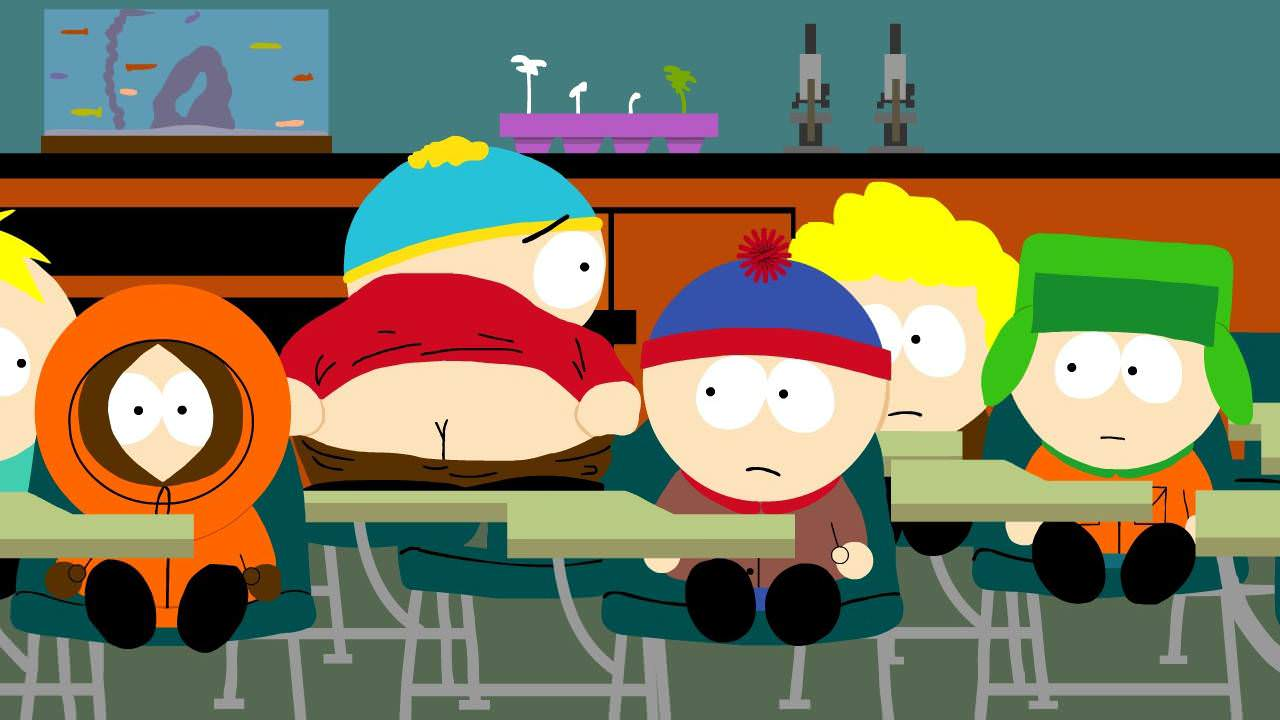 South Park Characters Wallpapers Wallpaper Cave