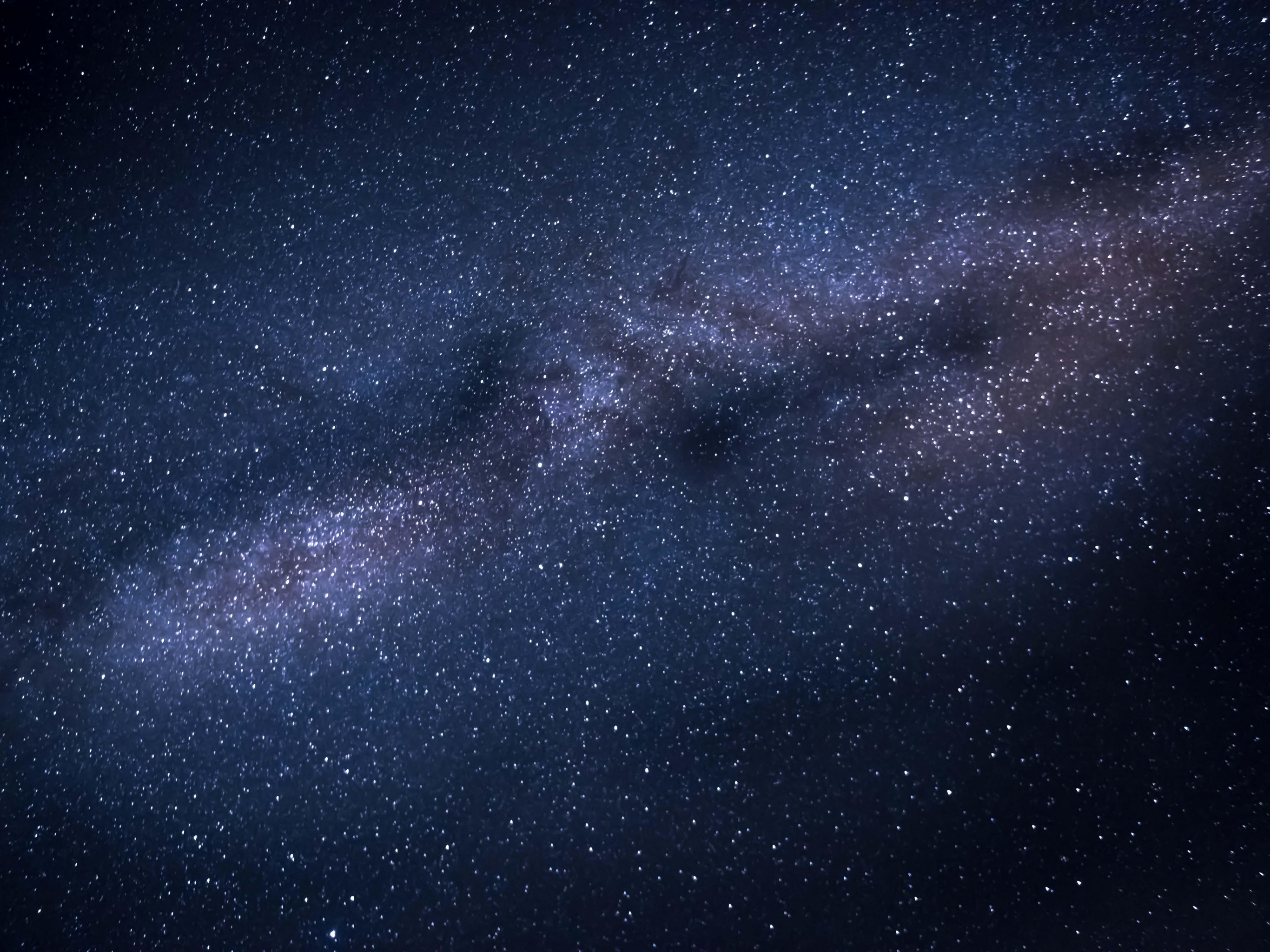 Milky Way Wallpaper iPhone, Android and Desktop Backgrounds