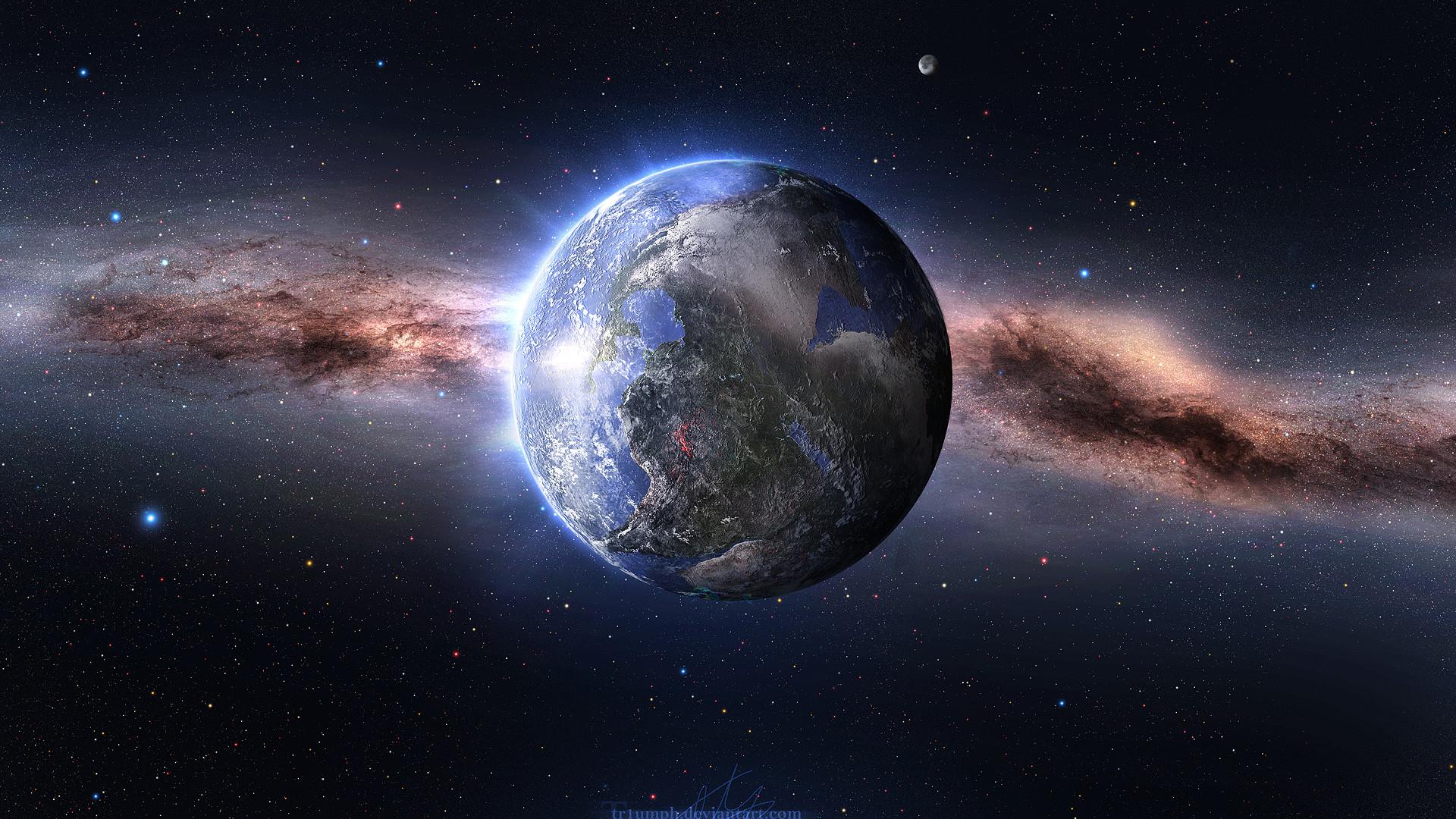 Space Desktop Wallpaper HD 76+ images