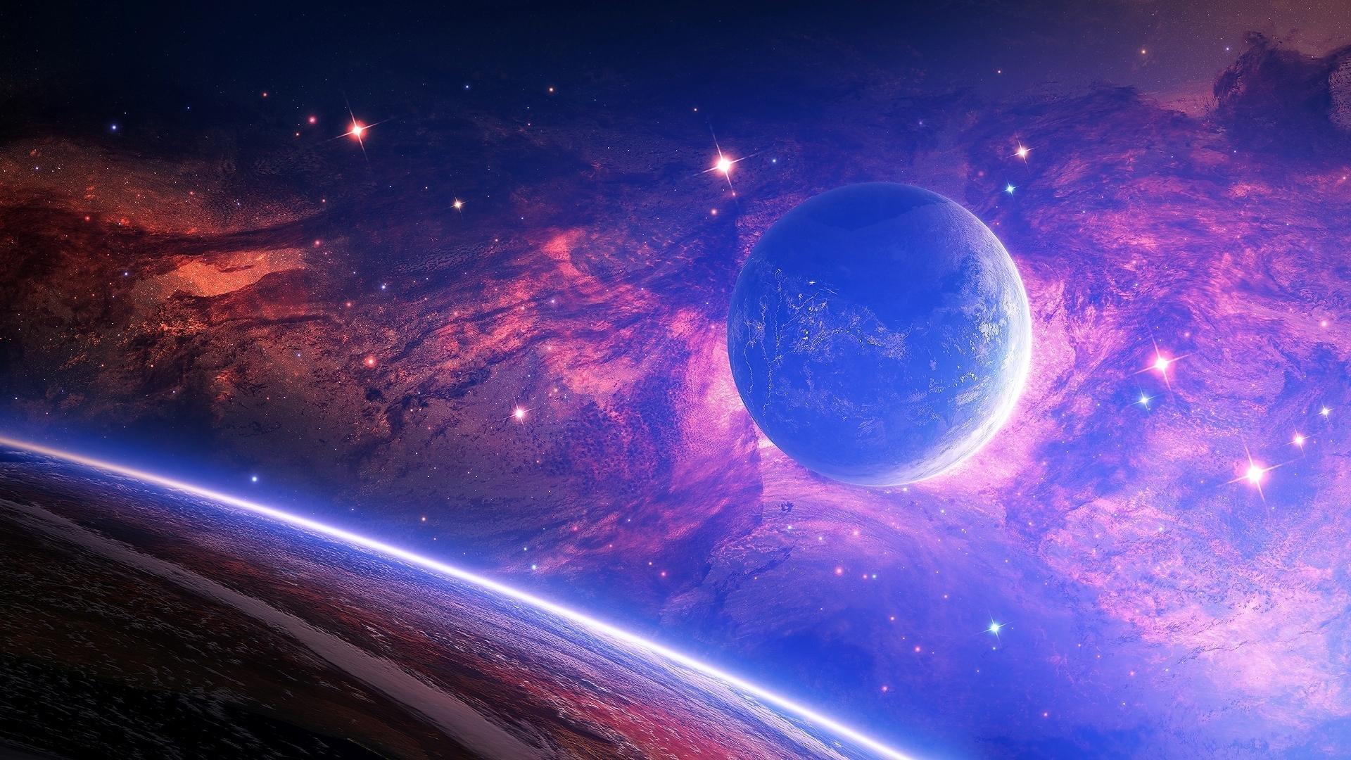 Beautiful Space HD Desktop Wallpapers 81+ images