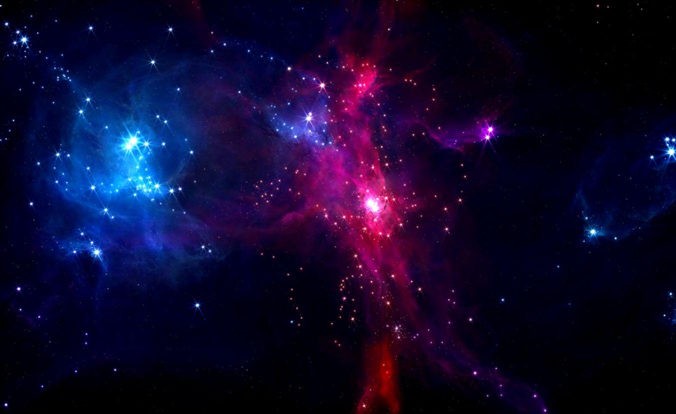 Space Beautiful Galaxy Hd Wallpaper Dekstop Wallpapers Inspire