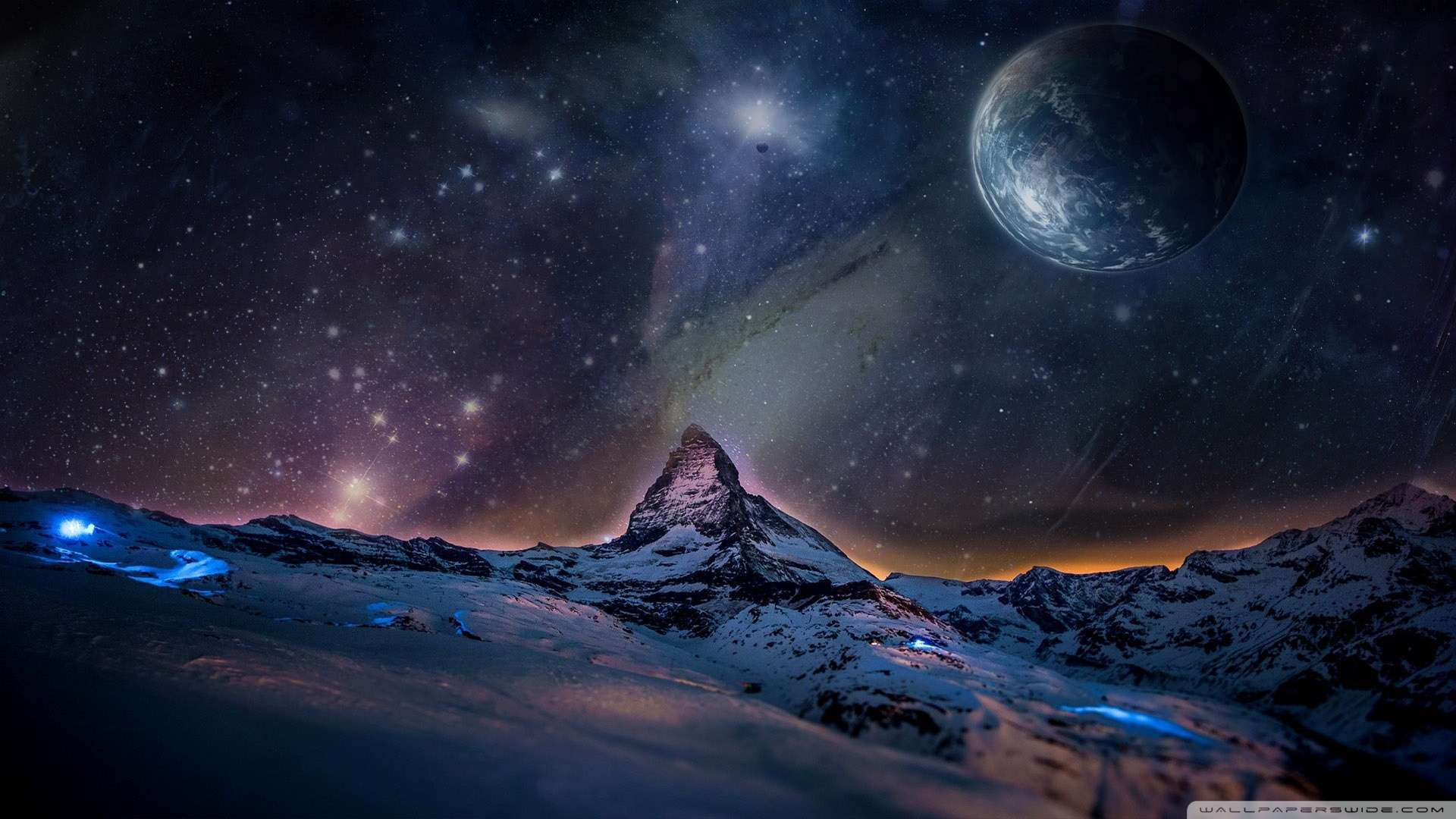 Space Hd Wallpaper Posted By Zoey Thompson