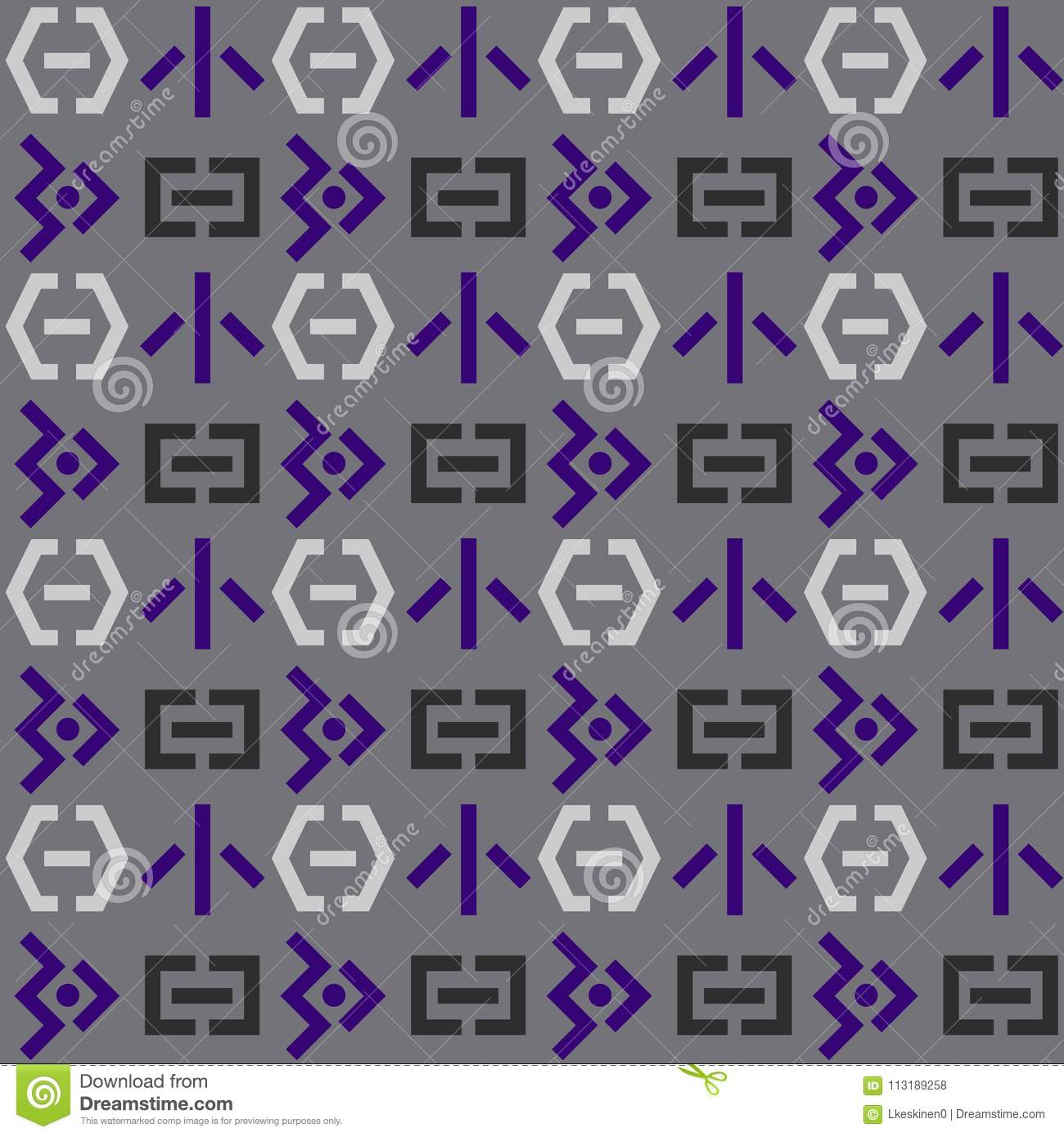 Pattern Space Invaders Wallpaper