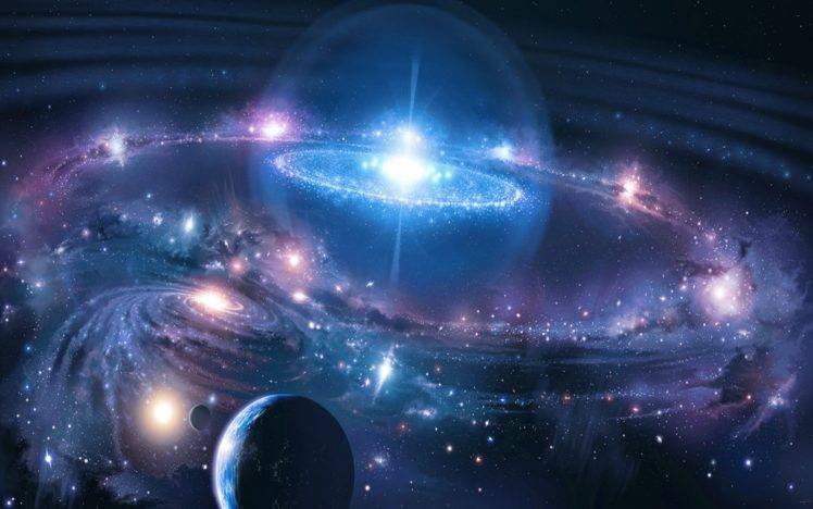 space, Planet, Galaxy, Space Art Wallpapers HD Desktop and