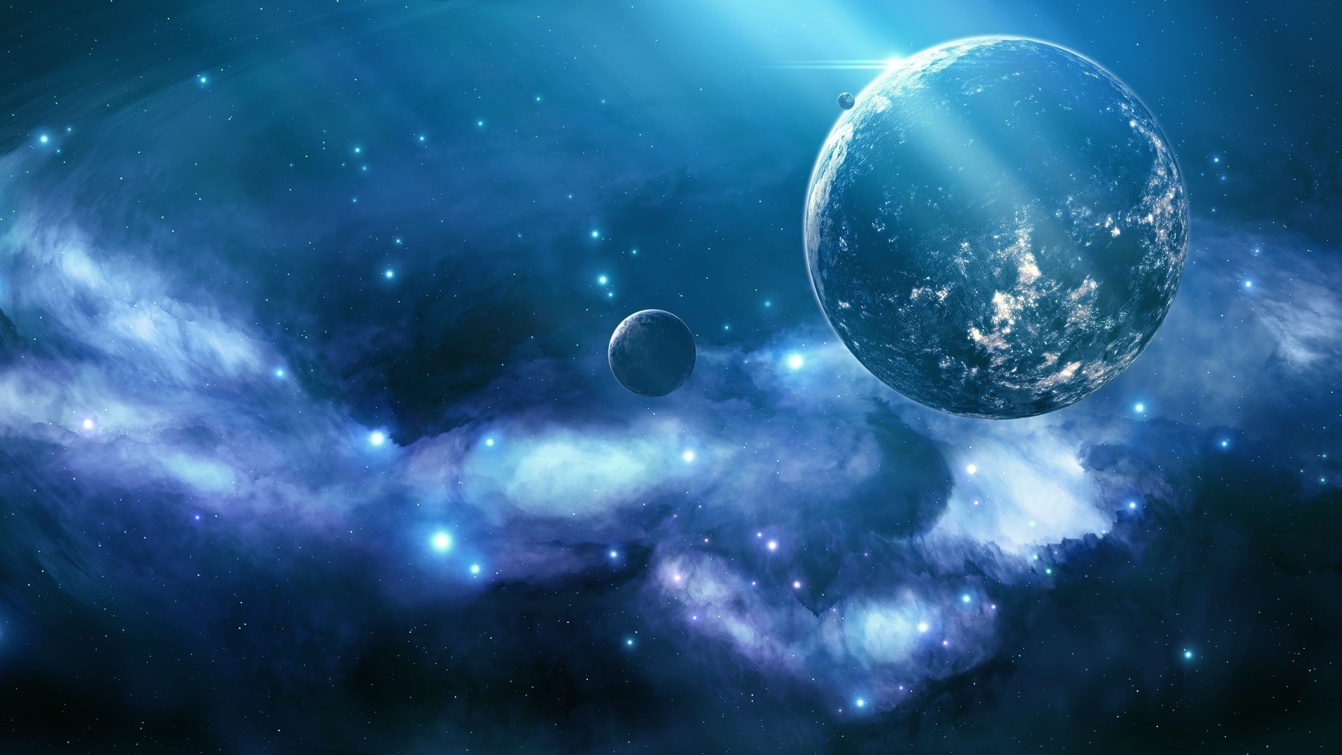 89+ Abstract Space Wallpapers HD WallpaperYou