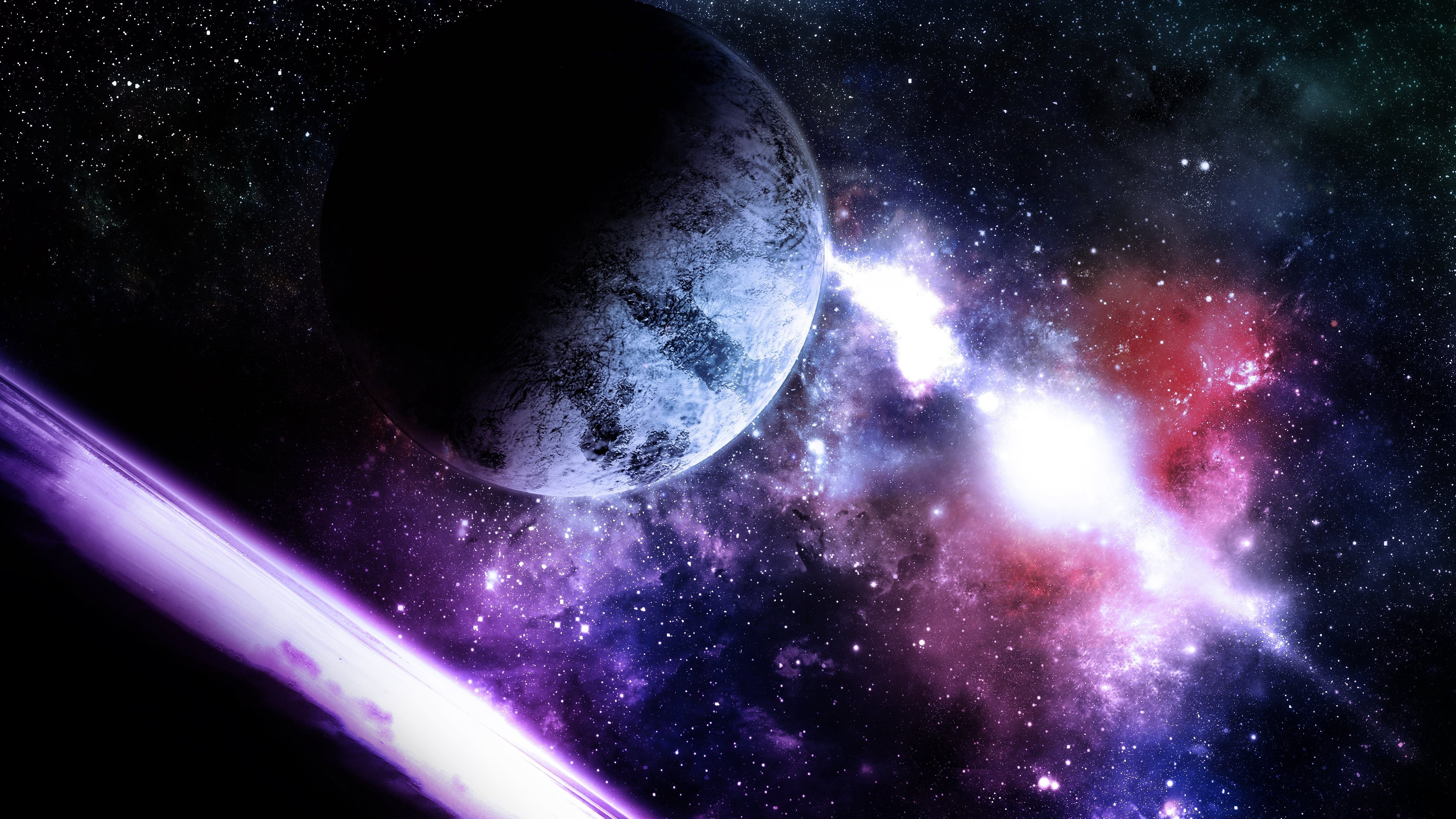63+ 4K Space Wallpapers on WallpaperPlay