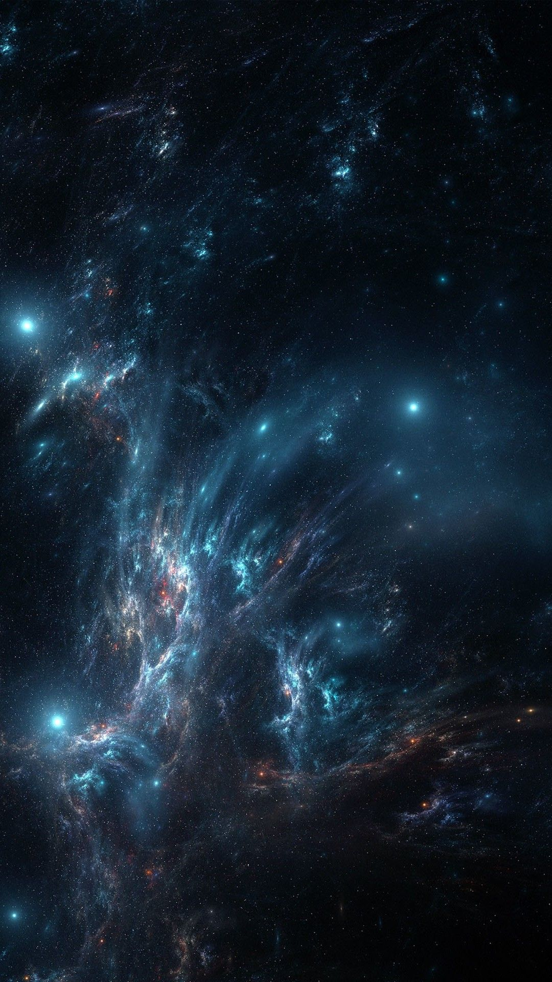 High Definition Space Wallpaper For Iphone