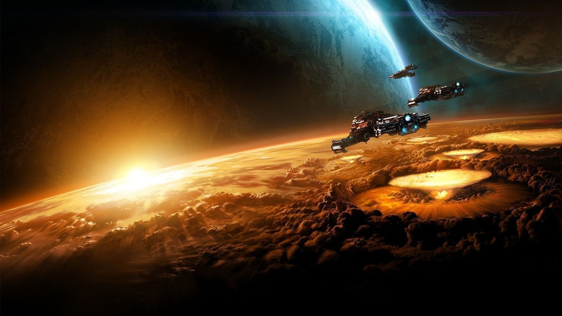 Spaceship Wallpaper Hd Posted By Samantha Anderson