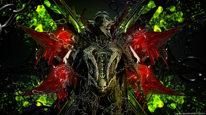 Spawn Wallpapers Posted By Ethan Simpson