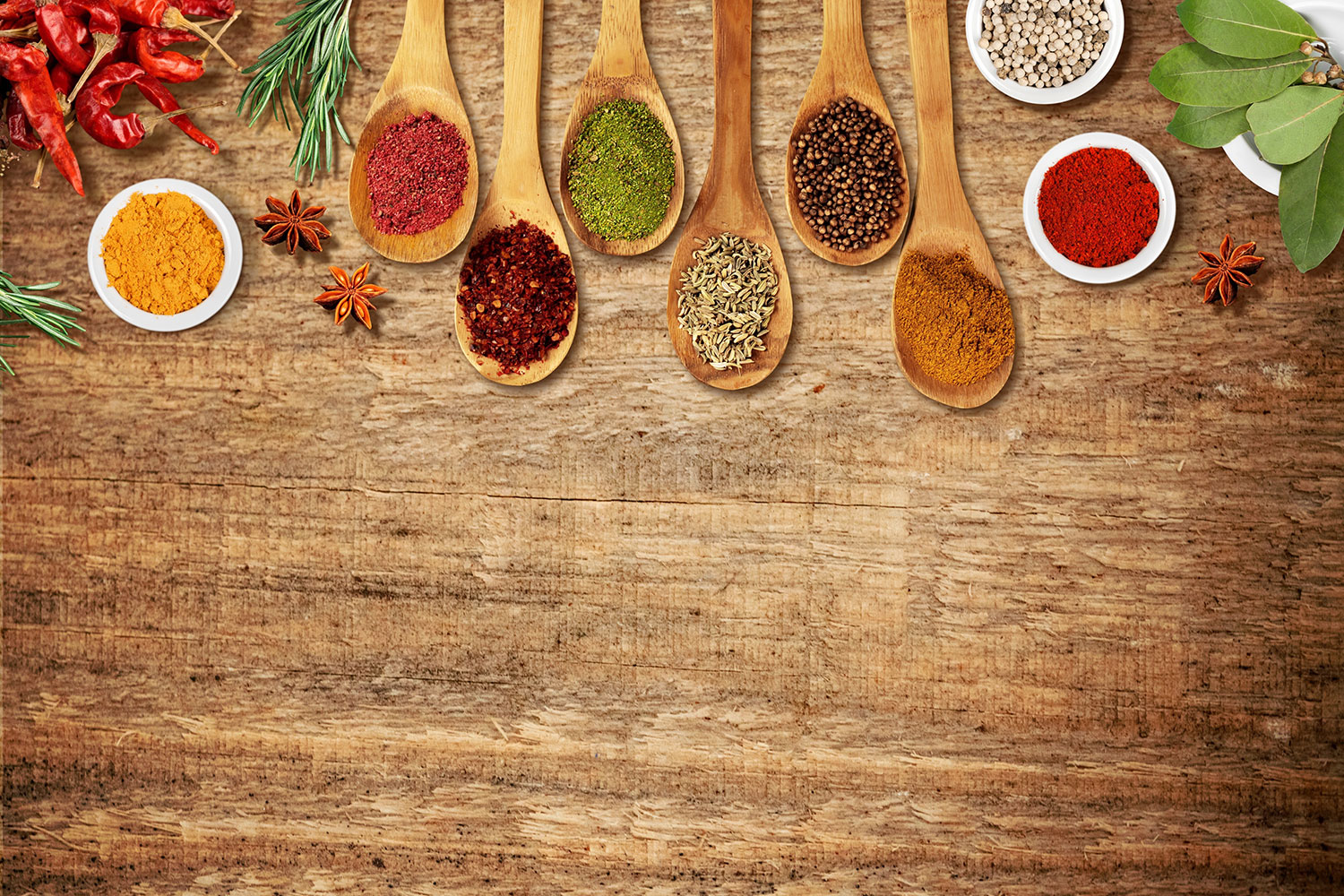 Spices Wallpapers Posted By Michelle Walker