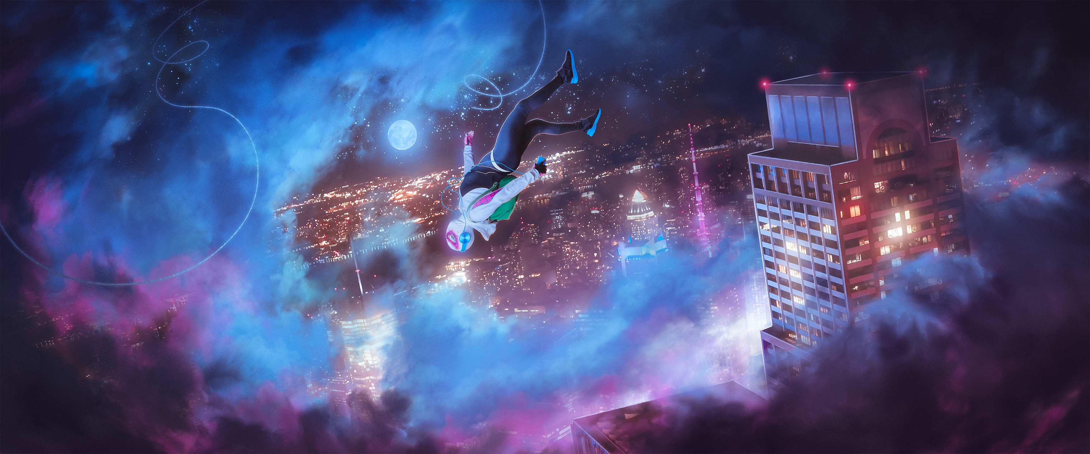 Spider Gwen Wallpapers Posted By Zoey Cunningham