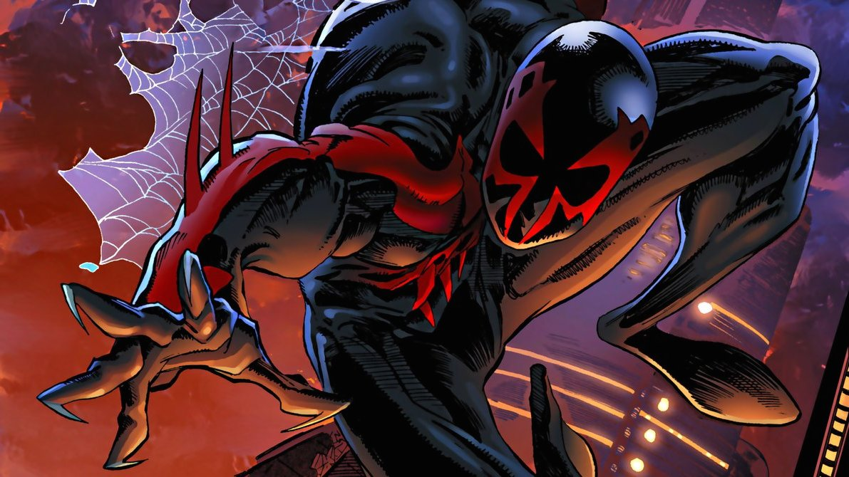 Spider Man 2099 Hd Wallpapers Posted By Ethan Johnson
