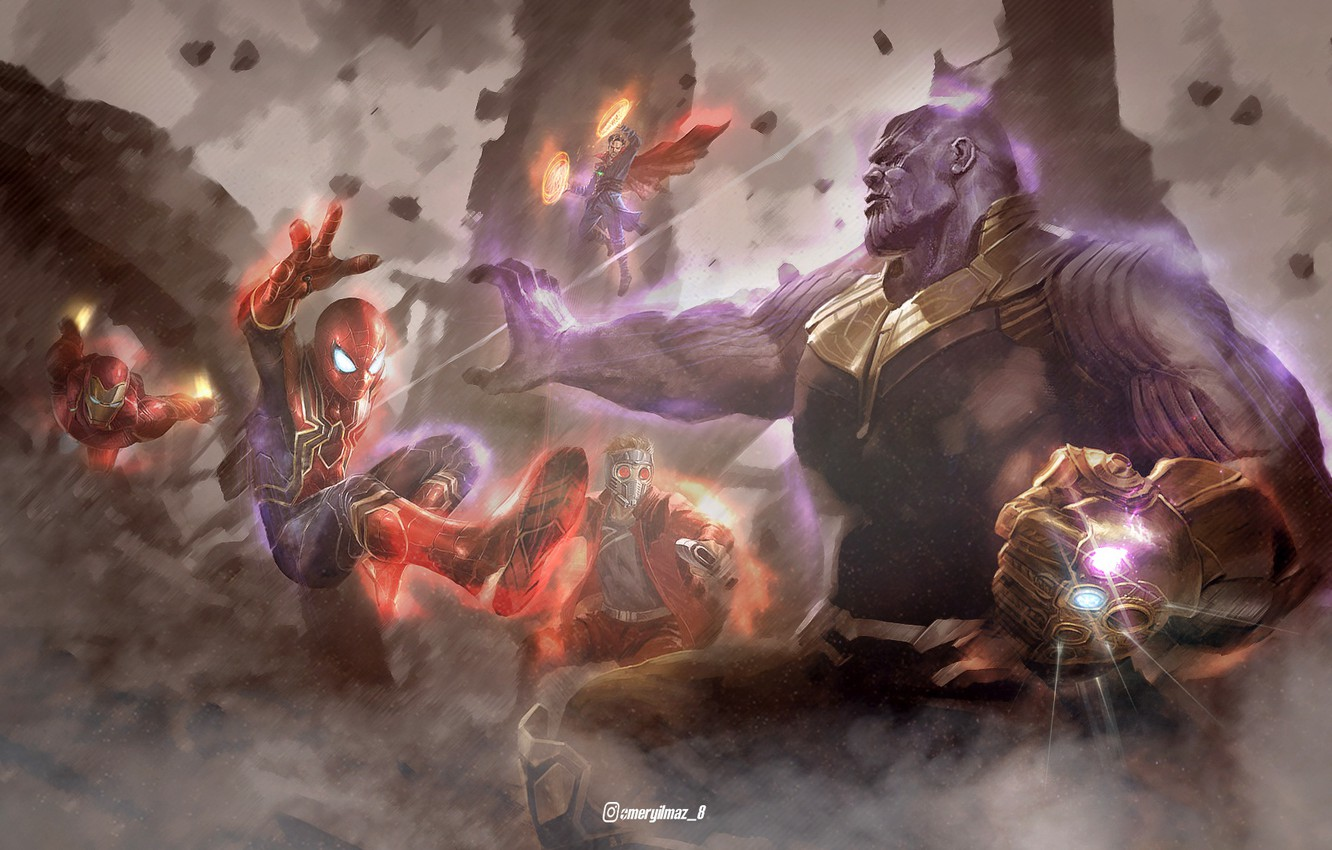 Spider Man Infinity War Wallpapers Posted By Ryan Thompson