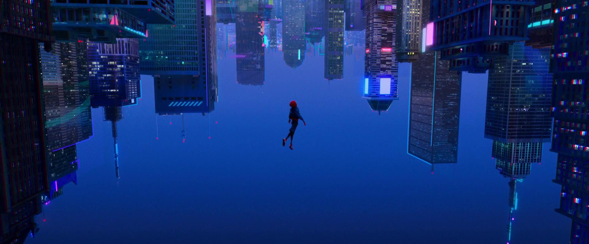 Spider Man Into The Spider Verse Wallpaper 1920x1080 Posted By