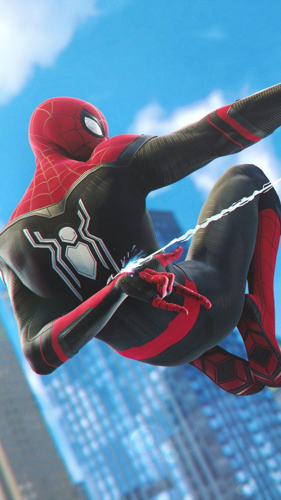 Spider Man Ps4 4k Wallpaper Posted By Sarah Mercado