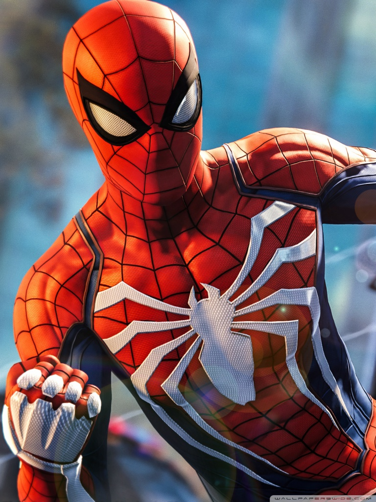 Spider Man Ps4 Wallpaper 1920x1080 Posted By Sarah Thompson