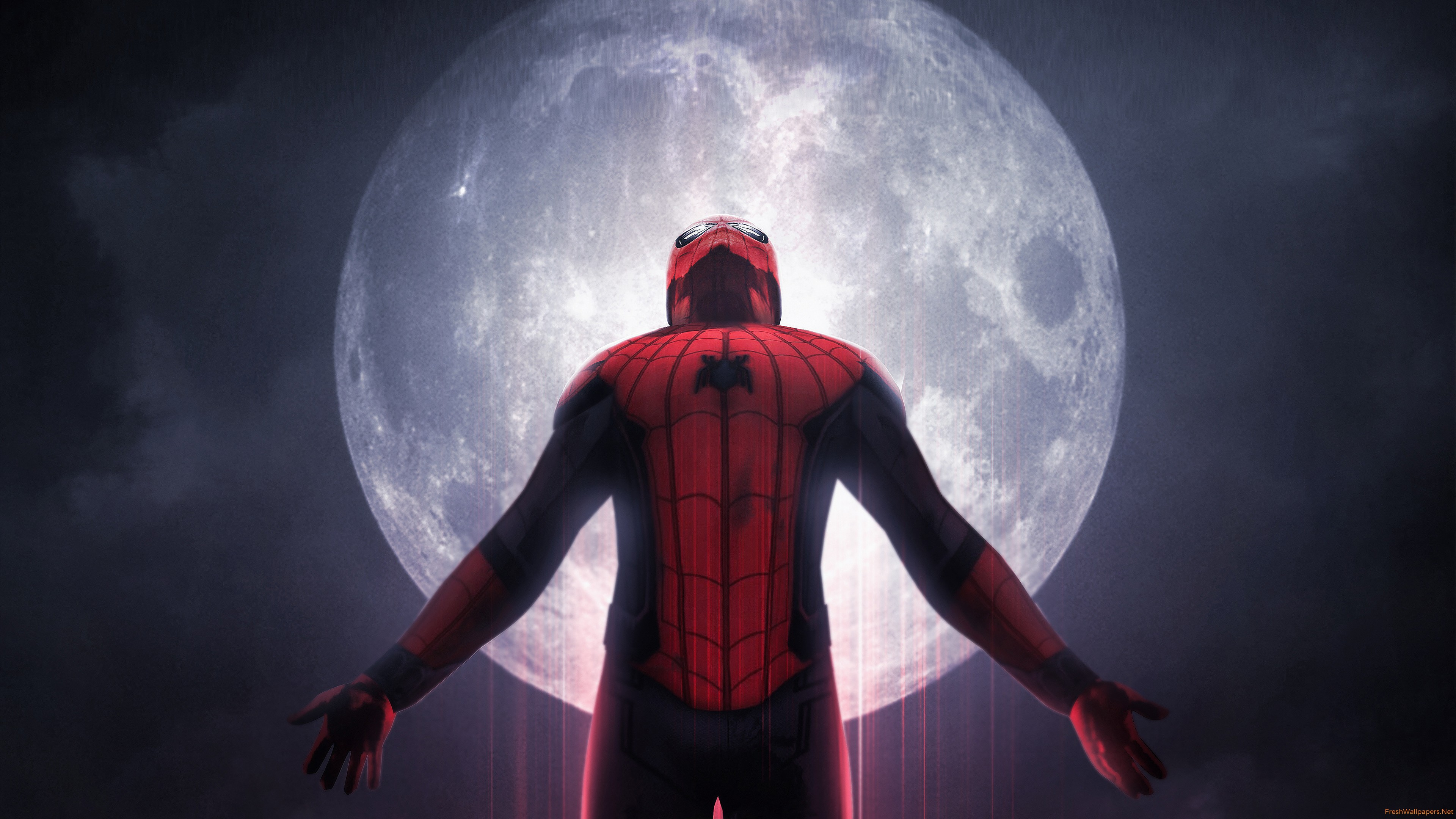 Spider Man Wallpaper 4k Posted By John Simpson