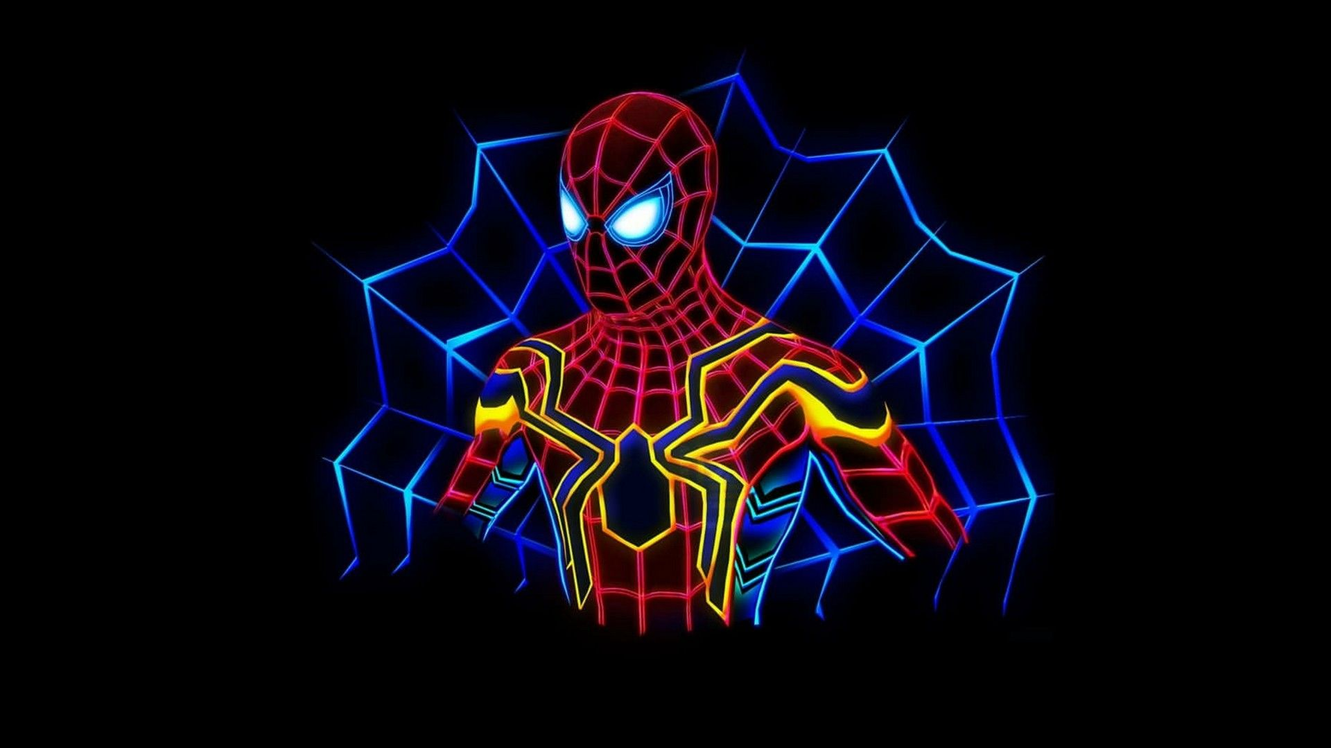 Spider Wallpaper Hd Posted By Ryan Thompson