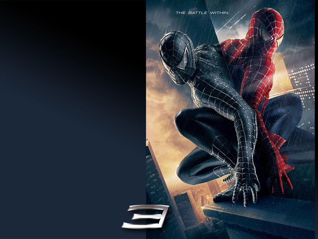 Spiderman 3 Black Suit Wallpaper Posted By Michelle Mercado