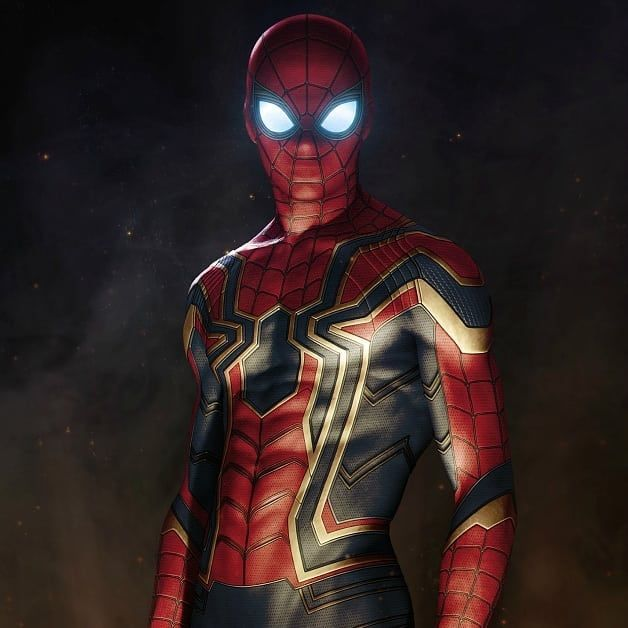 Spiderman Infinity War Wallpaper Posted By Christopher Anderson