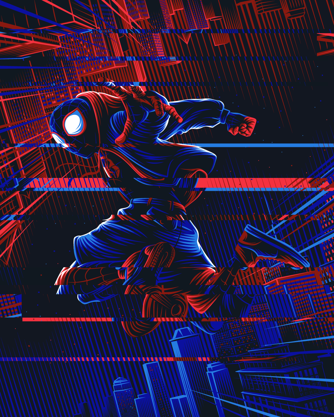 Spiderman Into The Spider Verse Logo Posted By John Simpson
