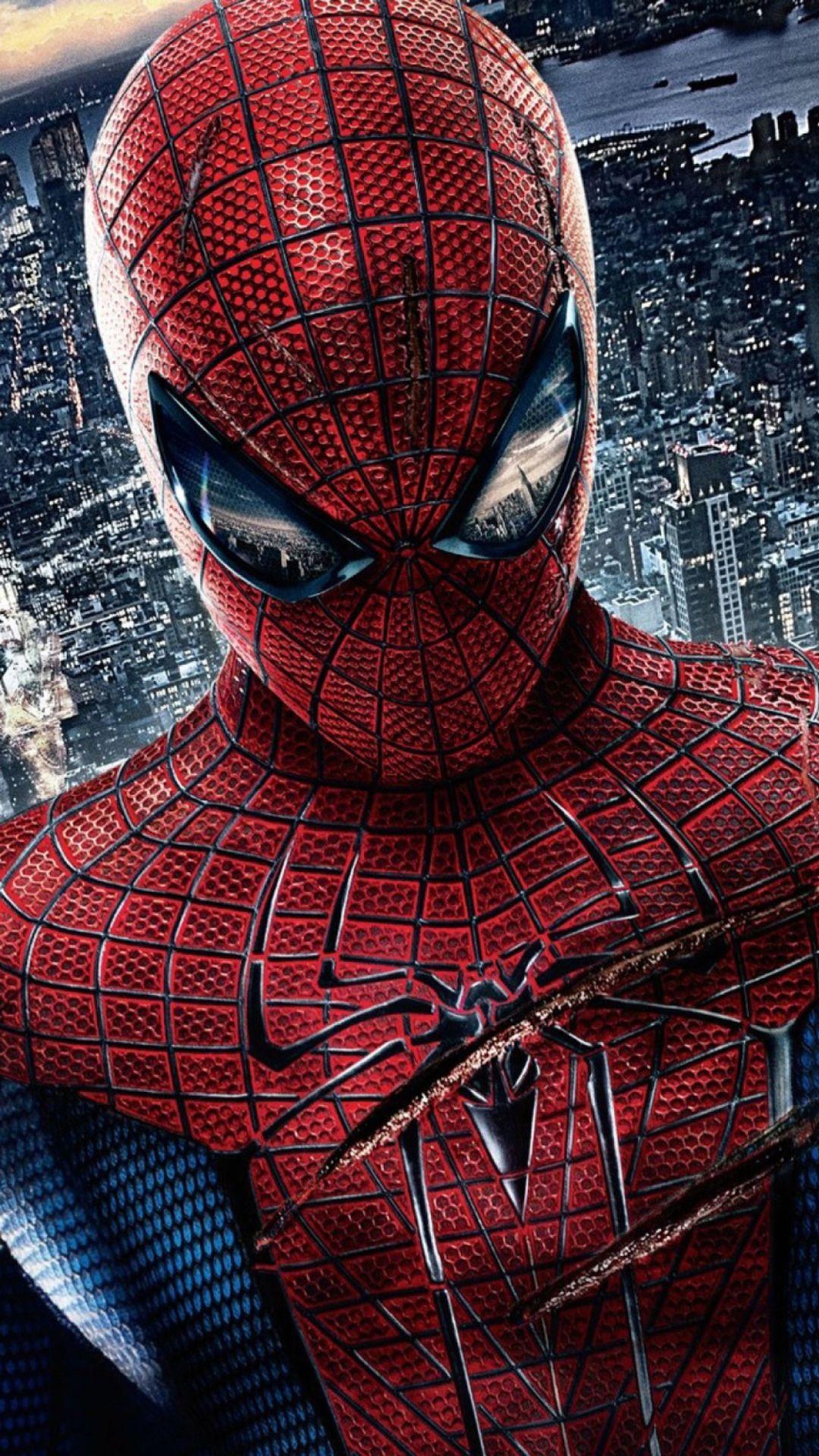 Spiderman Iphone 6 Wallpaper