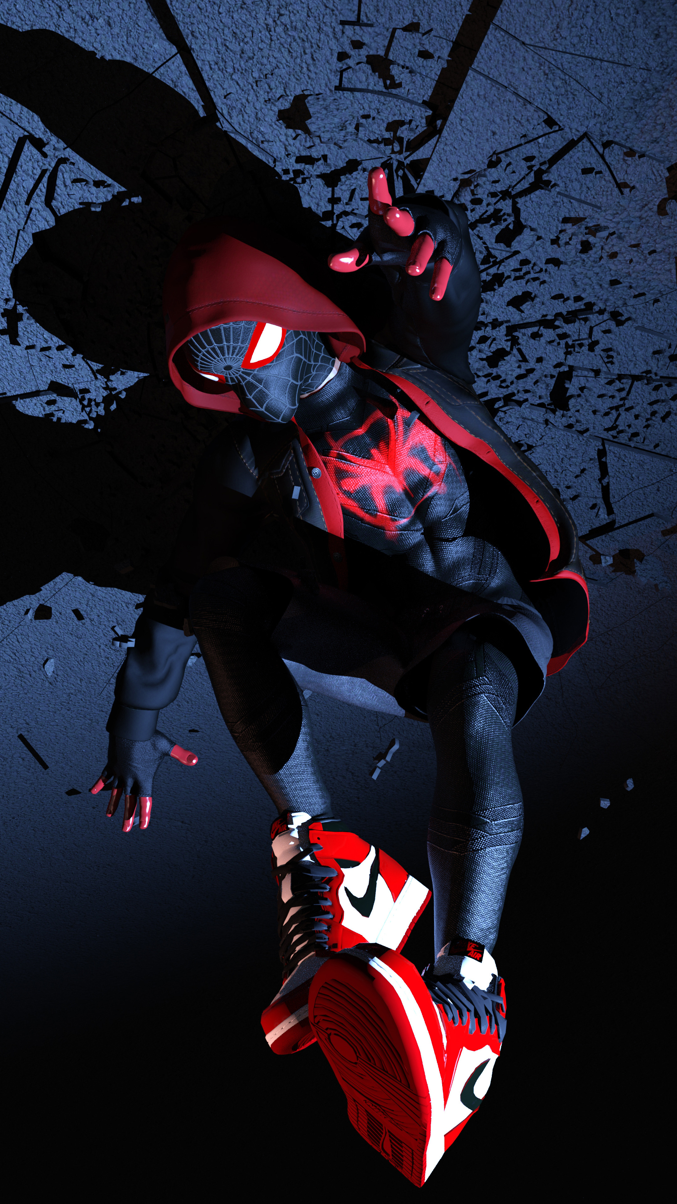 Spiderman Phone Wallpapers Posted By Ethan Peltier